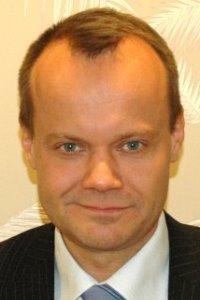 Tomas Eriksson IFF President