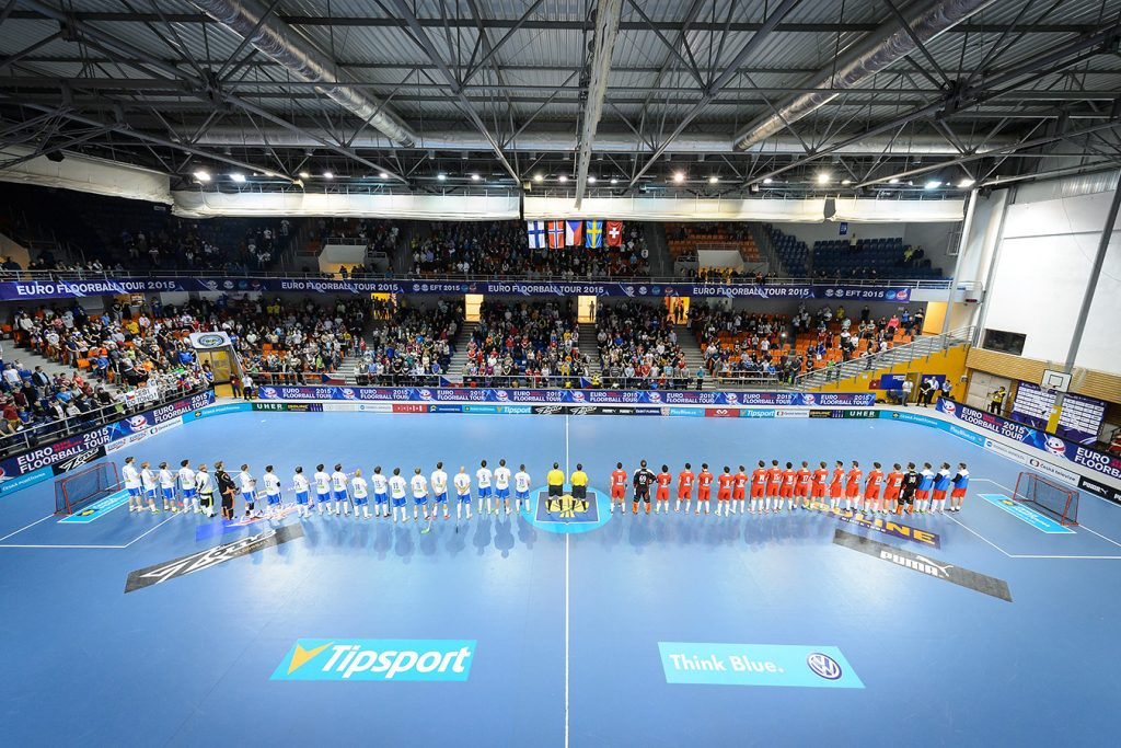 The U19 WFC 2021 will be played in the Vodova arenas in Brno