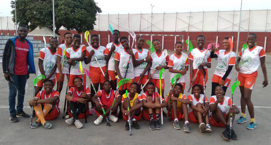 Cote d'Ivoire GoGirls! Floorball