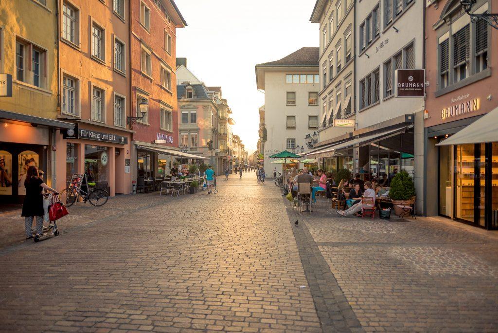 Altstadt von Winterthur
