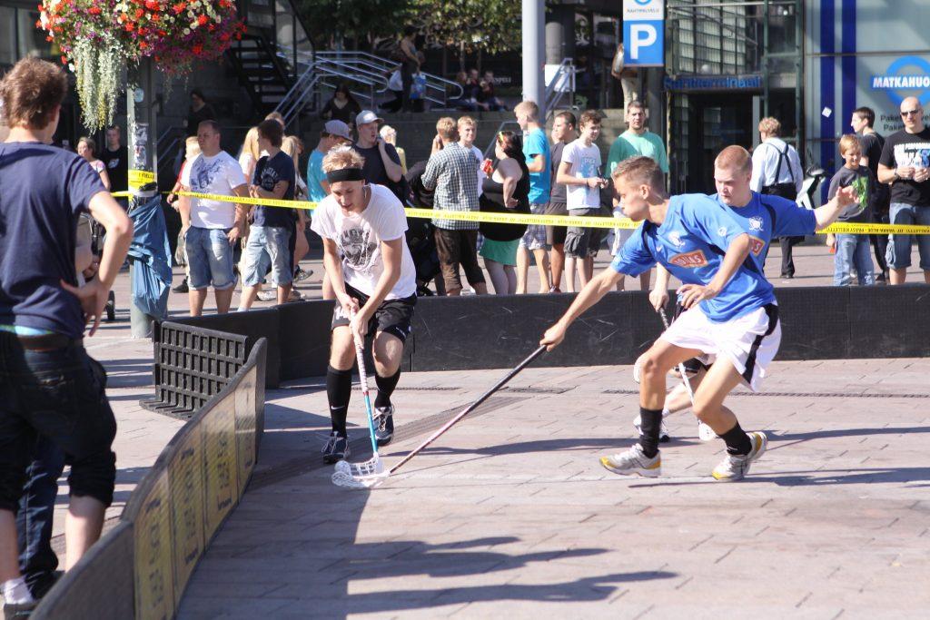 Street Floorball Finland