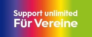 Support Unlimited für Vereine