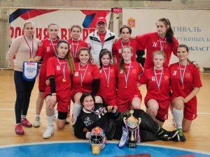 Champions U19 Women SPb United